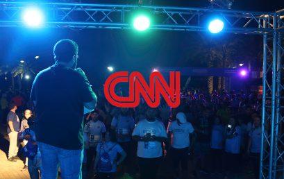 Forward on CNN Arabia