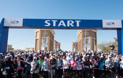 Four years managing Kuwait's biggest sport event   NBK Walkathon