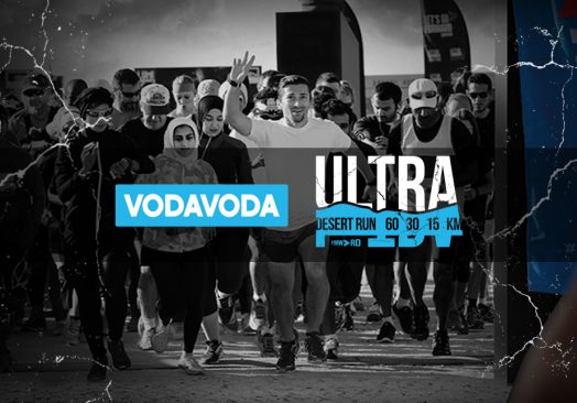 VODA VODA ULTRA DESERT RUN